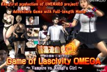 Game of Lascivity OMEGA (The First Volume) - Vampire vs KungFu Girl