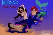 The Little Mermaid Artwork – Mega Pack