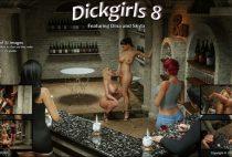 Art by Blackadder – Dickgirls 8