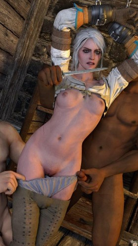 The Witcher Porn – Comics Collection + Videos (SiteRip)
