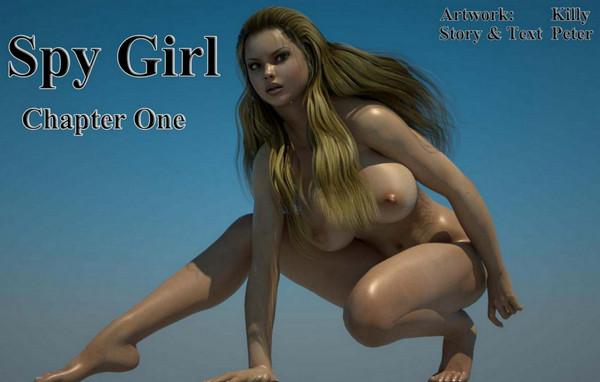 Killy - Spy Girl Chapter 1-2