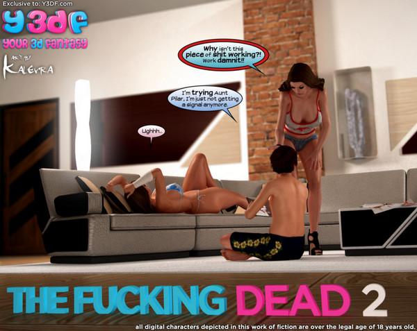 Y3DF – The Fucking Dead 2