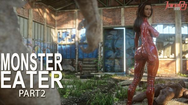 Affect3D – Jared999D – Monster Eater Part 2 Final