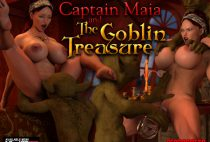 Affect3D - Redrobot3D – Captain Maia & The Goblin Treasure