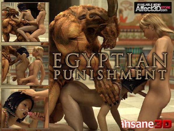 Affect3D - Insane3D – Egyptian Punishment