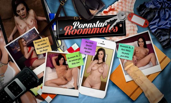 Lifeselector – Pornstar Roommates