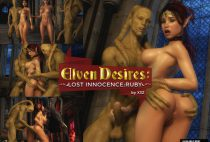 Affect3D X3Z – Elven Desires – Lost Innocence – Ruby