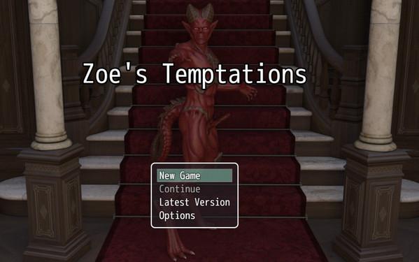 Zoe's Temptations (Demo)