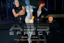 HZR – Ass Effect Episode 1 – The Omni Pleasure Tool