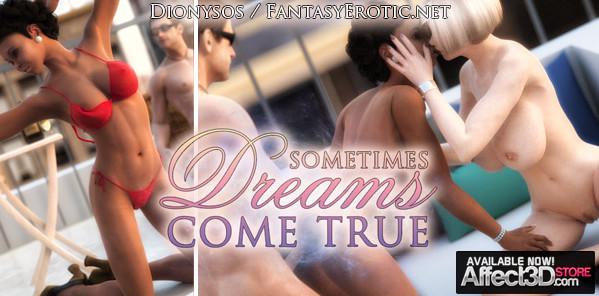 Fantasyerotic - Sometimes Dreams Come True