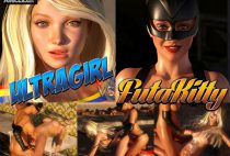 Zuleyka – Ultragirl Vs Futakitty