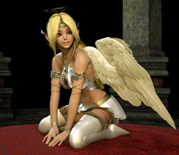 Artist Zafo – Angel