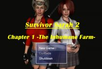 Survivor Sarah 2 Chapter 1 – The Inhumane Farm Ver.1.03