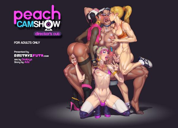 DmitrysFuta – Peach Cam Show Directors Cut