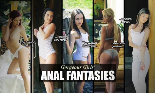 Lifeselector – Gorgeous Girls' Anal Fantasies