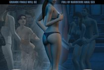 Lady & Stone Statue – Broken Ass – Final Part 2 (III-IV)
