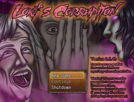 Loki's Corruption (InProgress) Ver.0.8.4b
