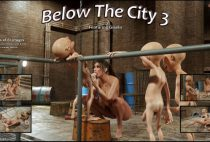Blackadder – Below the City 3