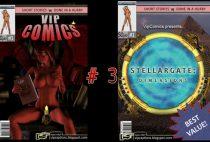 VipCaptions – VipComics 1-5 (SiteRip)