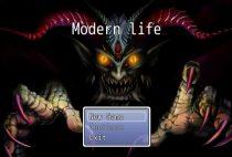 Modern life Ver.0.2