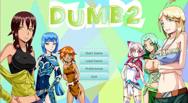 Dumb 1-2-3 (Uncen/Eng)