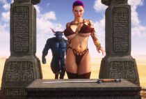 Intrigue3D – Krissy And The Minotaur