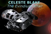 Celeste Blake The Evindium Affair
