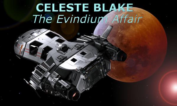 Celeste Blake The Evindium Affair