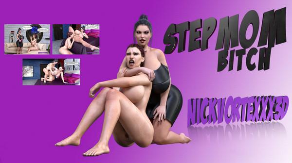 NickVorteXXX3D – Stepmom Bitch