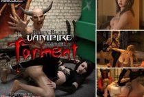 Redrobot3D – Helen Black Vampire Hunter Torment