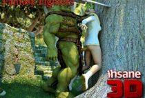 Insane3D – Fantasy Fighters (images+video)