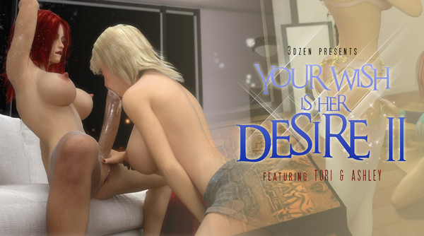 3DZen – Your Wish is her Desire 2