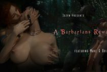 3DZen – A Barbarians Reward