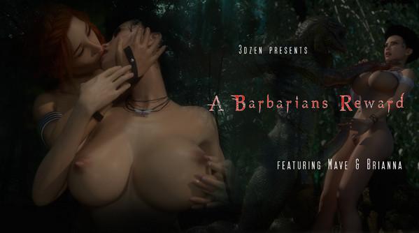3DZen – A Barbarians Reward