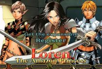 Loren The Amazon Princess Ver.1.2.9