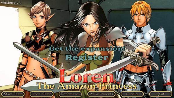 Loren The Amazon Princess Ver.1.2.9