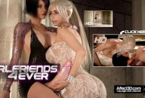 Affect3D - Girlfriends 4Ever + DLC 1&2