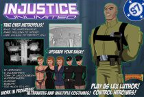 SunsetRiders7 – Injustice Unlimited (InProgress) Ver.2.0