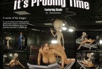Blackadder - It's Probing Time