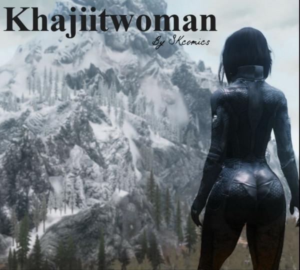SKcomics – Khajitwoman Chapter 1