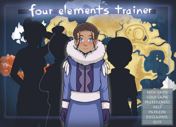 Four Elements Trainer (InProgress) Update Ver.0.3.8