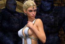 Hibbli3D – Priestess Rinil – Saints Or Sinners