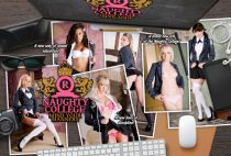 Lifeselector – Naughty Collage - Mind Your Manners