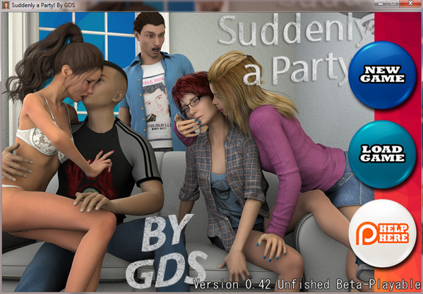 Suddenly a Party (Beta) Update Ver.1.02