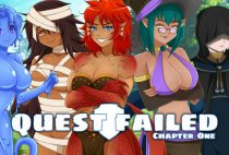 Quest Failed - Chapter 1