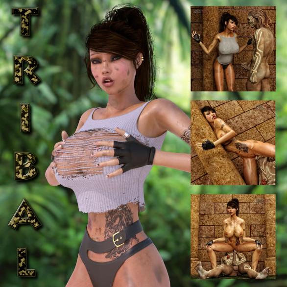 GunnerSteve3D - Tribal