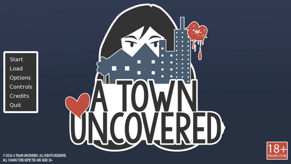 A Town Uncovered (InProgress/Win/Mac) Ver.0.01c