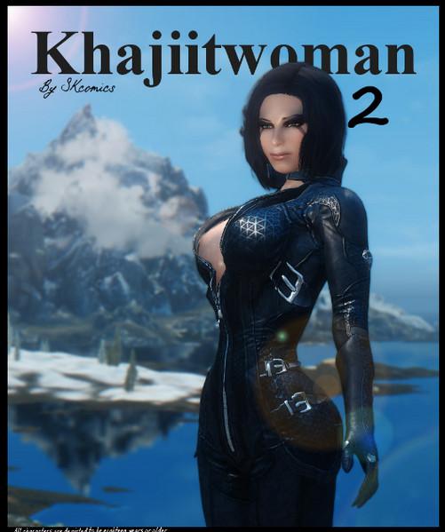 SKComics – Khajitwoman Chapter 2