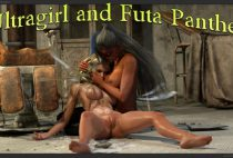 Zuleyka – Ultragirl and Futa Panther