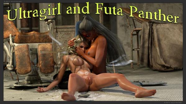 Zuleyka – Ultragirl and Futa Panther